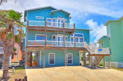 Port Aransas Single Family Home For Sale: 2069 Sand Point Circ
