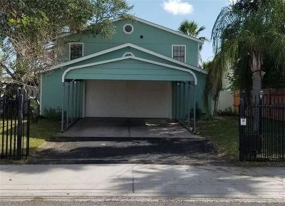 Corpus Christi Single Family Home For Sale: 3129 Laguna Shores Road