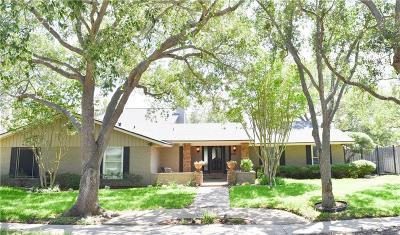 Single Family Home For Sale: 6337 Saint Andrews Dr