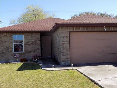 Corpus Christi TX Single Family Home For Sale: $143,800