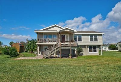 Rockport Single Family Home For Sale: 111 Canvas Back Lane