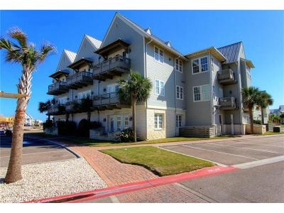 Port Aransas Condo/Townhouse For Sale: 170 Social Circ #1-205