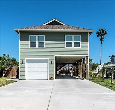 Rockport Single Family Home For Sale: 109 Copano Cove