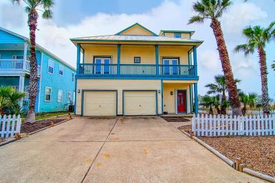 Port Aransas Single Family Home For Sale: 150 Mustang Royale