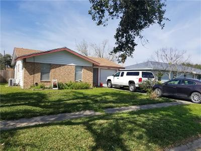 Aransas Pass Single Family Home For Sale: 440 N Whitney St