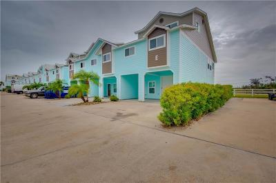 Rockport Condo/Townhouse For Sale: 3441 Loop 1781 #E-2