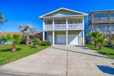 Port Aransas Single Family Home For Sale: 523 Oakes