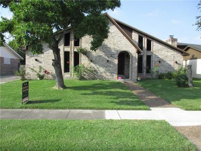 Corpus Christi TX Single Family Home For Sale: $180,000