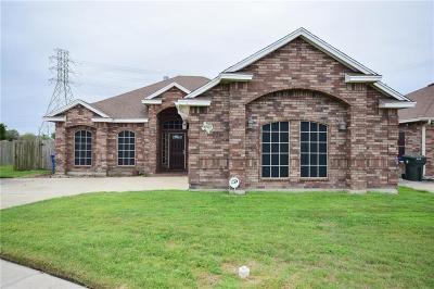Corpus Christi TX Single Family Home For Sale: $199,000
