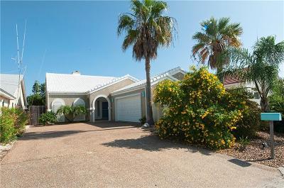 Corpus Christi Single Family Home For Sale: 15230 Isla Pinta Ct