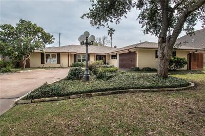 Corpus Christi TX Single Family Home For Sale: $499,000