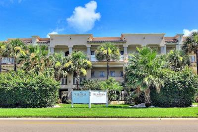 Port Aransas Condo/Townhouse For Sale: 224 W Cotter Ave #106