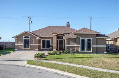 Corpus Christi TX Single Family Home For Sale: $261,934