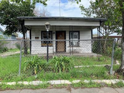 Corpus Christi TX Single Family Home For Sale: $20,000