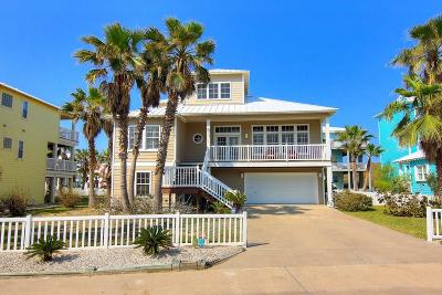 Port Aransas Single Family Home For Sale: 271 Gasparella Lane