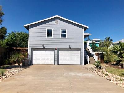 Port Aransas TX Single Family Home For Sale: $399,000