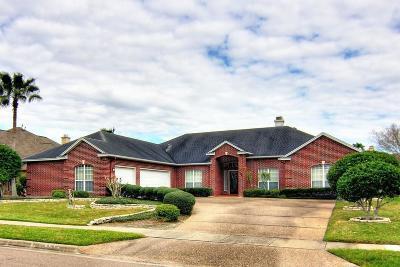 Corpus Christi Single Family Home For Sale: 6042 Tarafaya Dr