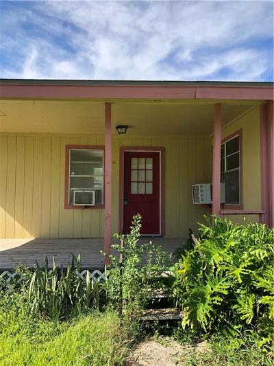 Robstown Single Family Home For Sale: 3326 County Road 38a