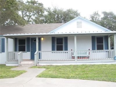 Aransas Pass Single Family Home For Sale: 430 W Highland