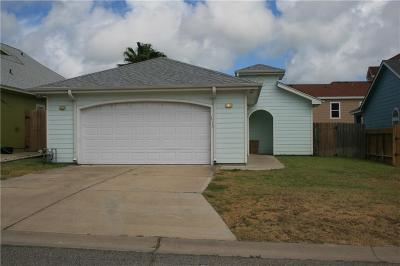 Port Aransas Single Family Home For Sale: 1716 Palisades Dr
