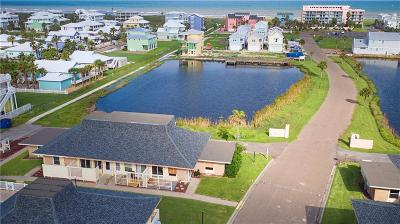 Port Aransas Condo/Townhouse For Sale: 4901 State Highway 361 #113