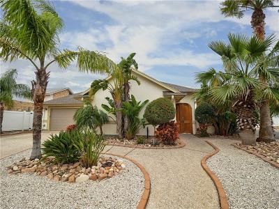 Corpus Christi Single Family Home For Sale: 13574 Bullion Ct