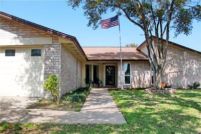 Corpus Christi TX Single Family Home For Sale: $220,000