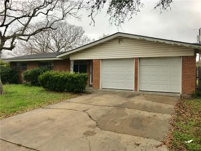 Corpus Christi TX Single Family Home For Sale: $99,500
