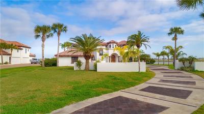 Aransas Pass Single Family Home For Sale: 16 La Buena Vida Dr