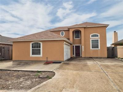 Corpus Christi Single Family Home For Sale: 15309 Caravel Dr