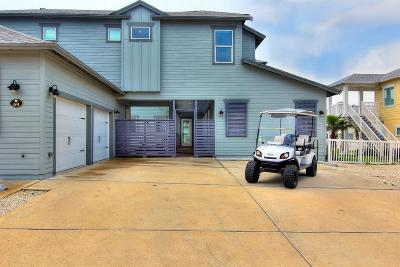 Port Aransas Single Family Home For Sale: 2525 S Eleventh St #69