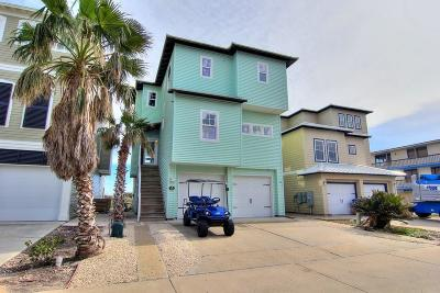 Port Aransas Single Family Home For Sale: 932 Banyan Beach Dr