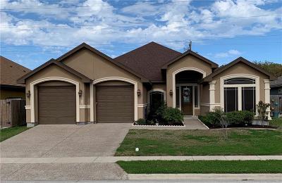 Corpus Christi Single Family Home For Sale: 1314 Keenland Road