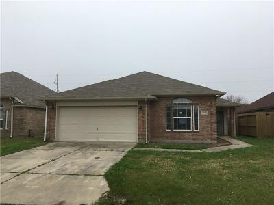 Aransas Pass Single Family Home For Sale: 1613 Oak Landing
