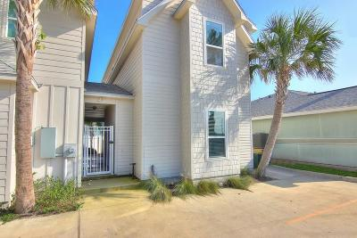 Port Aransas Condo/Townhouse For Sale: 2821 Eleventh St #105