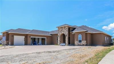 Corpus Christi Single Family Home For Sale: 5433 S Oso Parkway