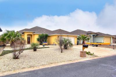 Corpus Christi Single Family Home For Sale: 15965 Palmira Ave