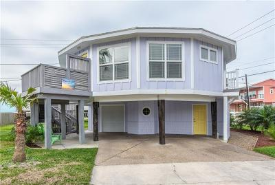 Port Aransas Condo/Townhouse For Sale: 1923 S 11th St #1