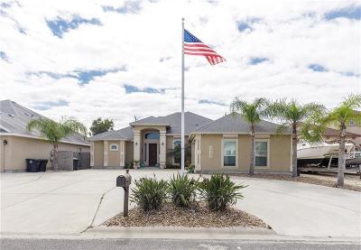 Corpus Christi Single Family Home For Sale: 14153 Coquina Bay Ave