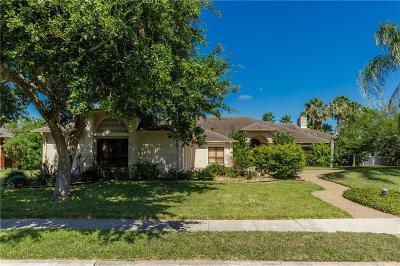 Corpus Christi Single Family Home For Sale: 5726 Oso Pkwy