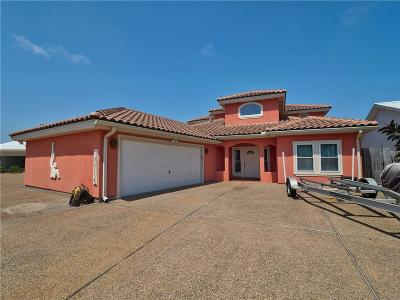 Corpus Christi Single Family Home For Sale: 13914 Dasmarinas Dr