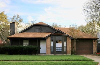 Corpus Christi Single Family Home For Sale: 1109 Winnipeg Dr