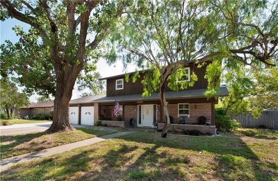 Corpus Christi Single Family Home For Sale: 3141 Baybrook Dr