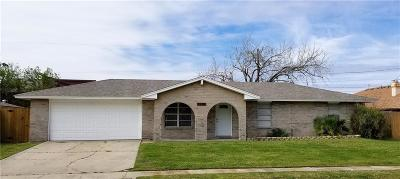 Ingleside Single Family Home For Sale: 2113 Westwind