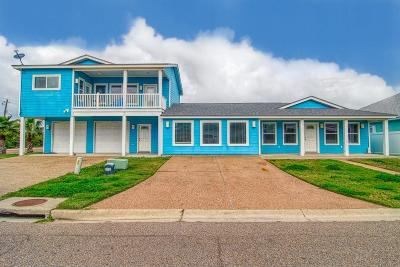 Port Aransas Single Family Home For Sale: 609 Sandy Lane