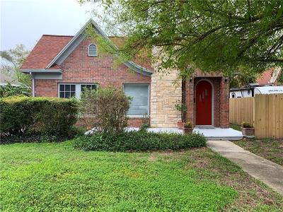 Corpus Christi Single Family Home For Sale: 313 Clifford St