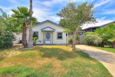 Port Aransas Single Family Home For Sale: 306 Dunesway