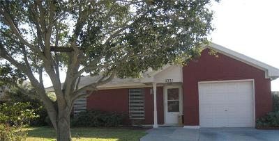 Ingleside Single Family Home For Sale: 2331 Westlake Circle South