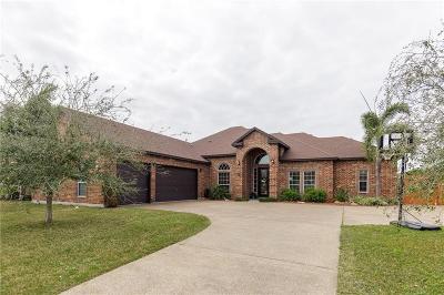 Corpus Christi Single Family Home For Sale: 1814 Joel Ct