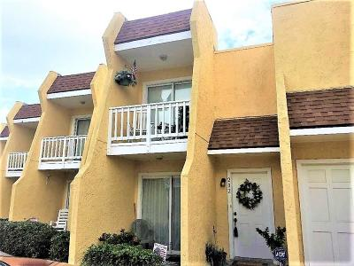 Condo/Townhouse For Sale: 4141 Whiteley Dr